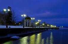 Что посмотреть в городе Петрозаводск зимой и летом?