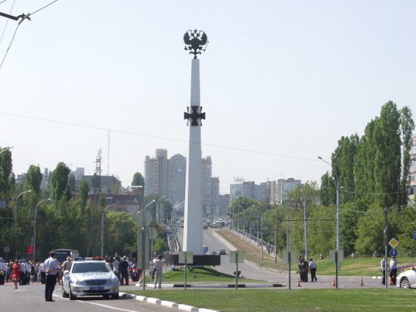 Памятник героям I Мировой войны