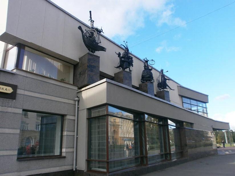 Петрозаводский театр кукол