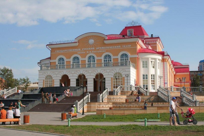 Театр драмы им Н. Бестужева