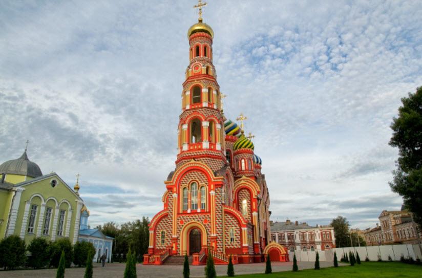 Воздвиженский монастырь