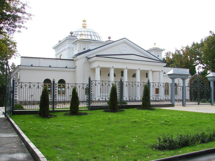 Здание липецкой Епархии