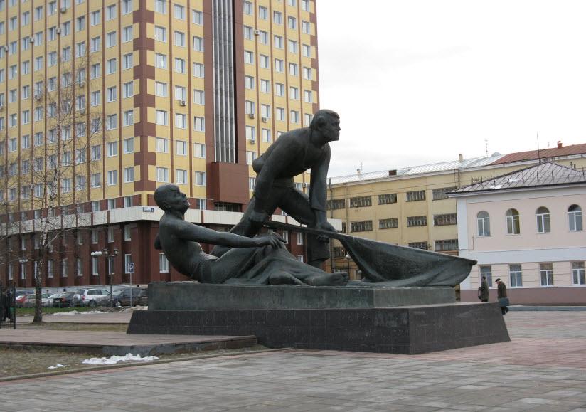 Монумент Борцам Революции 1905 года