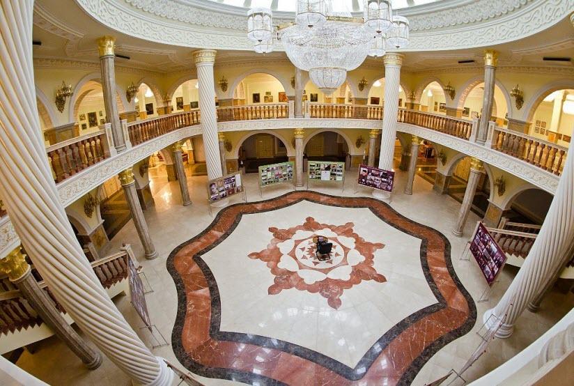 Музей Ахмата Кадырова