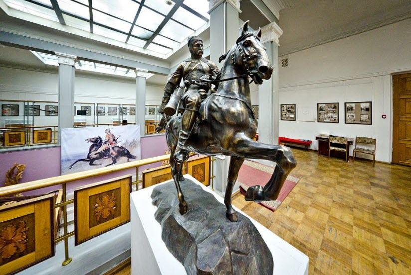 Национальный музей Кабардино-Балкарии