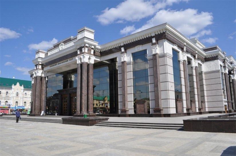 Театр драмы им А. Луначарского
