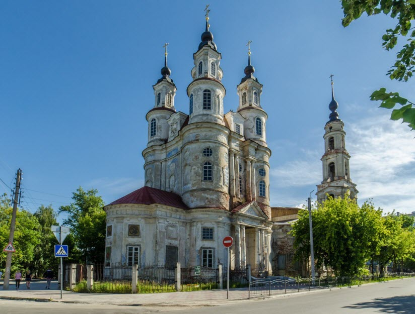 Церковь Космы и Домиана