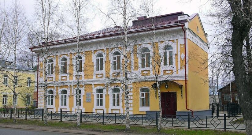 Дом купца Оплеснина