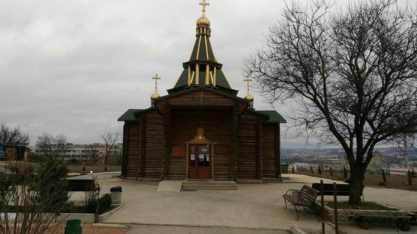 Храм-часовня преподобного Серафима Саровского