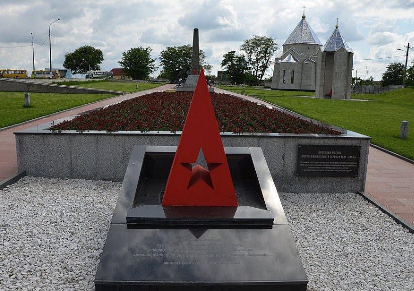 Мемориал «Концлагерь «Красный»