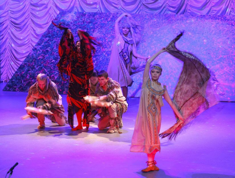 Национальный театр «Солнце»