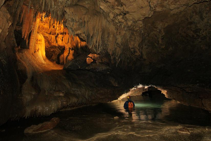 Пещера Кизил-Коба