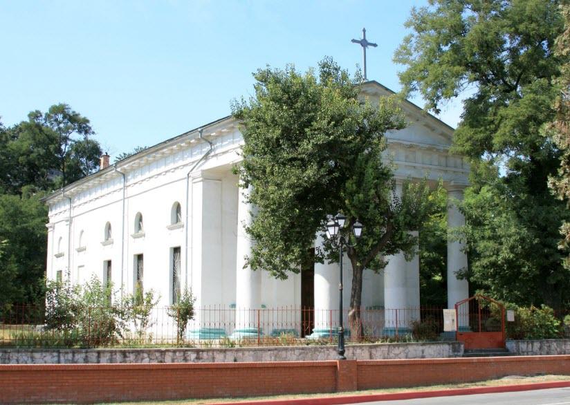 Успенский католический храм