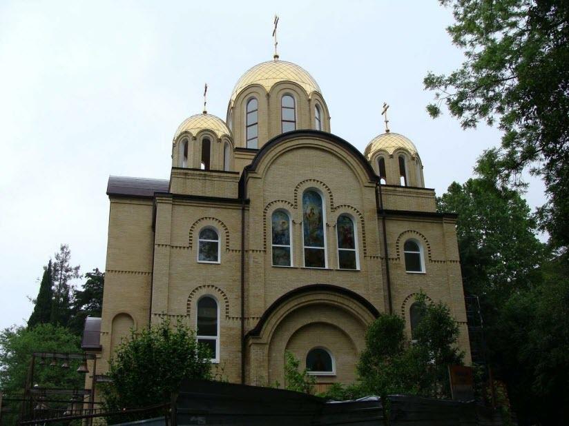 Храм Святителя Иоанна Златоуста