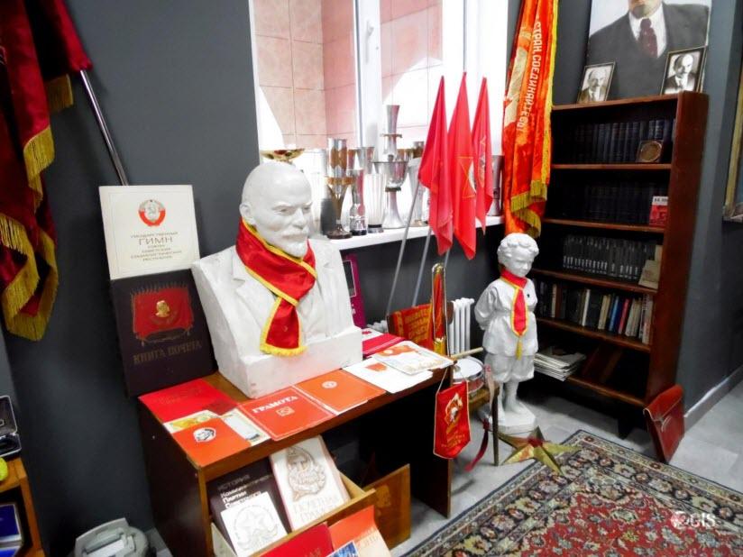 Мега музей СССР