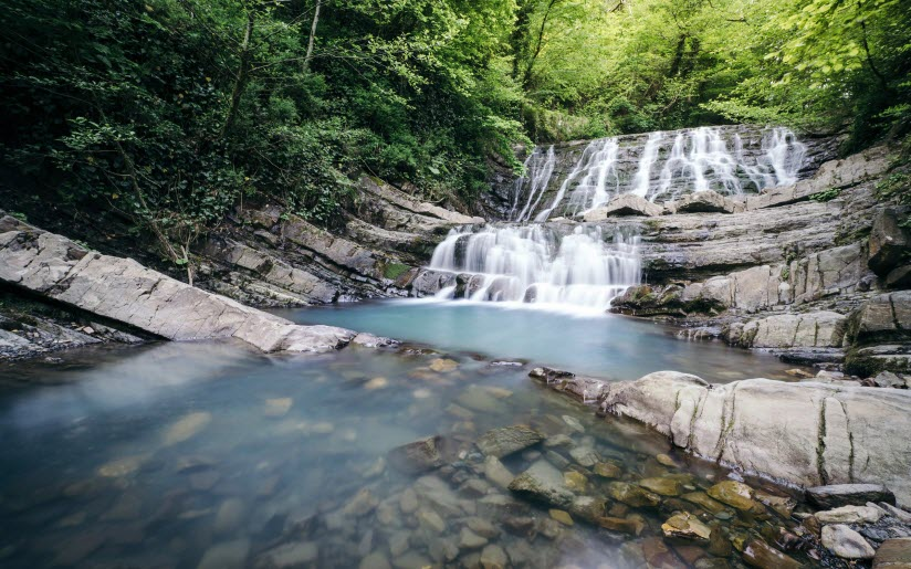 Змейковские водопады