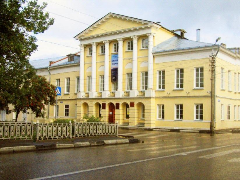 Дом Озерова