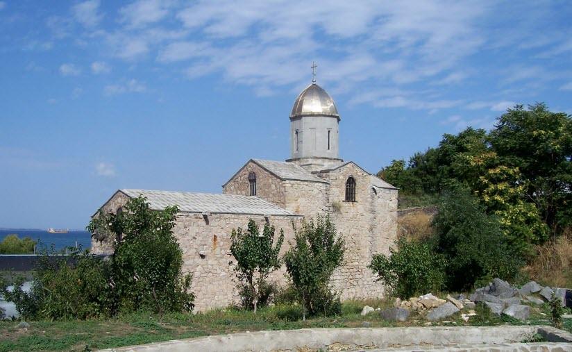Иверский храм