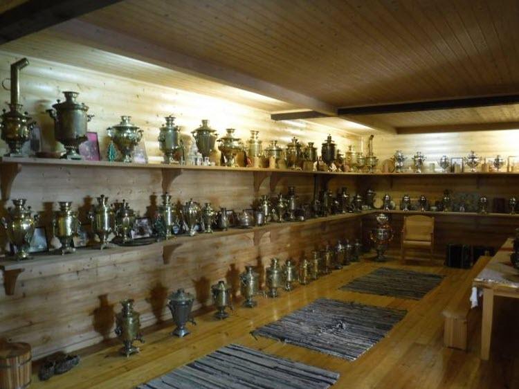 Музей истории Краснодарского чая и автомотостарины