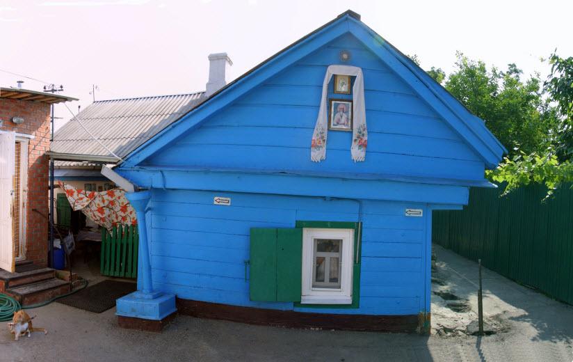Келья Павла Таганрогского