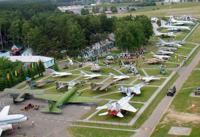 Музей авиационной техники
