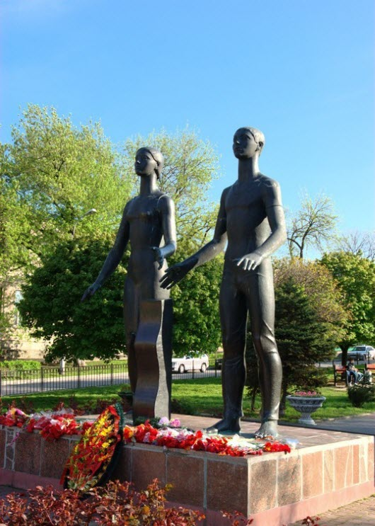 Памятник «Клятва верности»