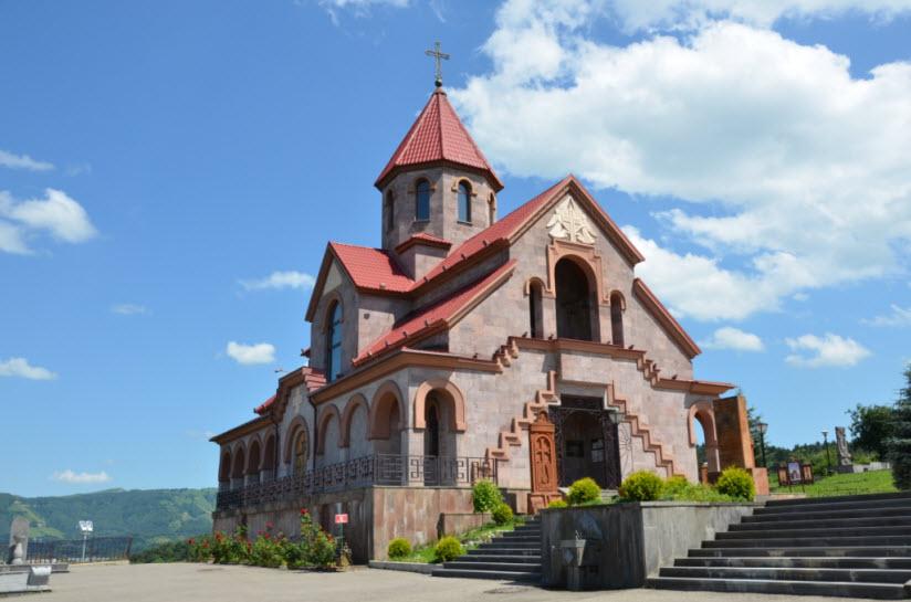 Церковь Сурб Вардан