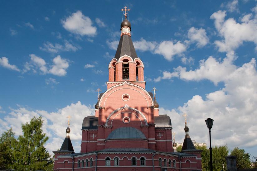 Храм Исповедников и Новомучеников российских