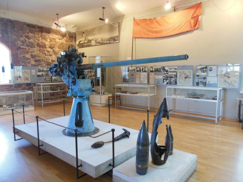 Краеведческий музей в Выборгском замке