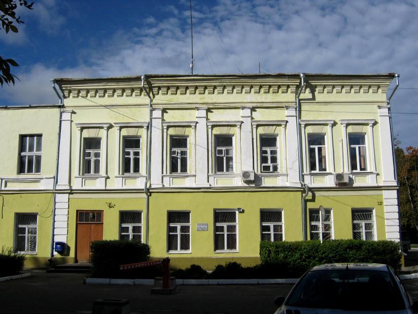 Купеческий особняк Образцовых