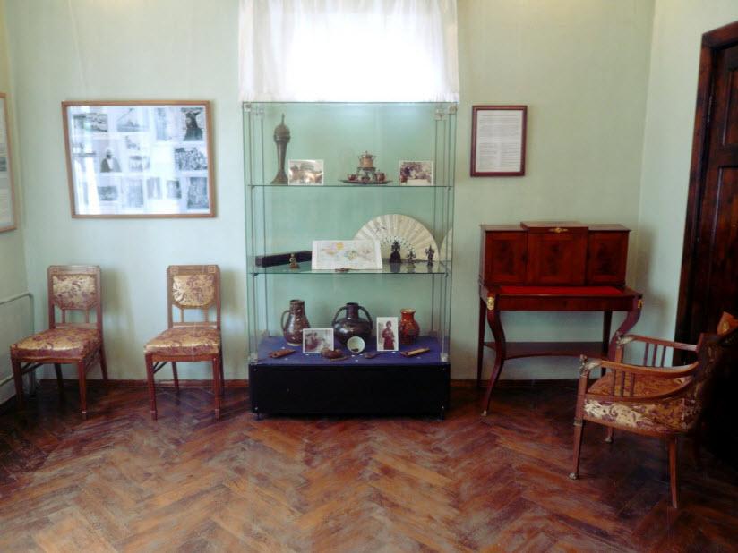 Усадьба-музей П. Щербова