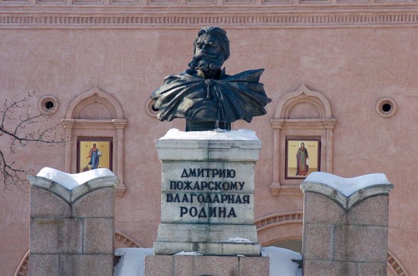 Мемориал Д.М. Пожарского
