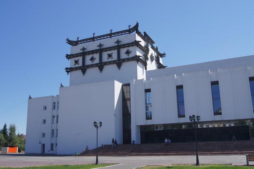 Национальный музыкально-драматический театр