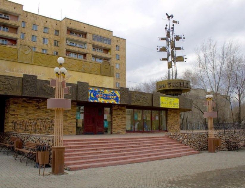 Театр кукол «Сказка»