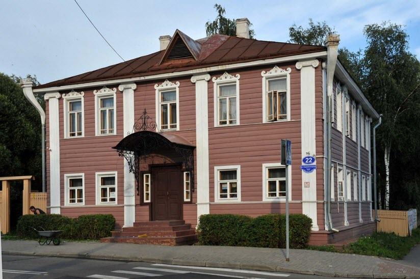 Дом-музей В. Верещагина
