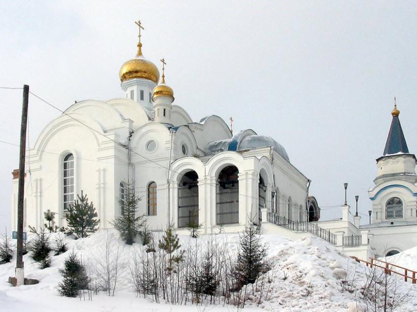 Кафедральный собор Серафима Саровского