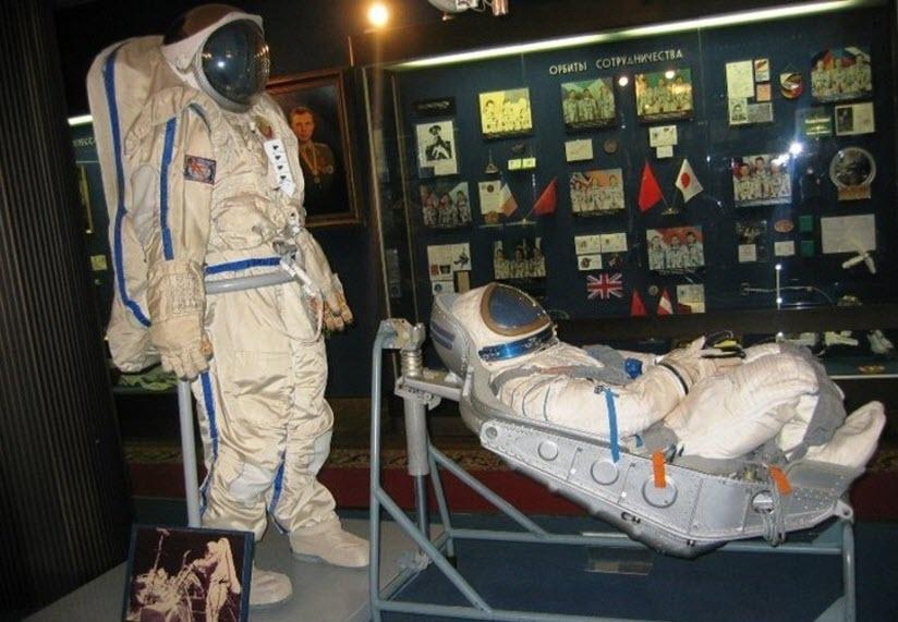Музей подготовки космонавтов