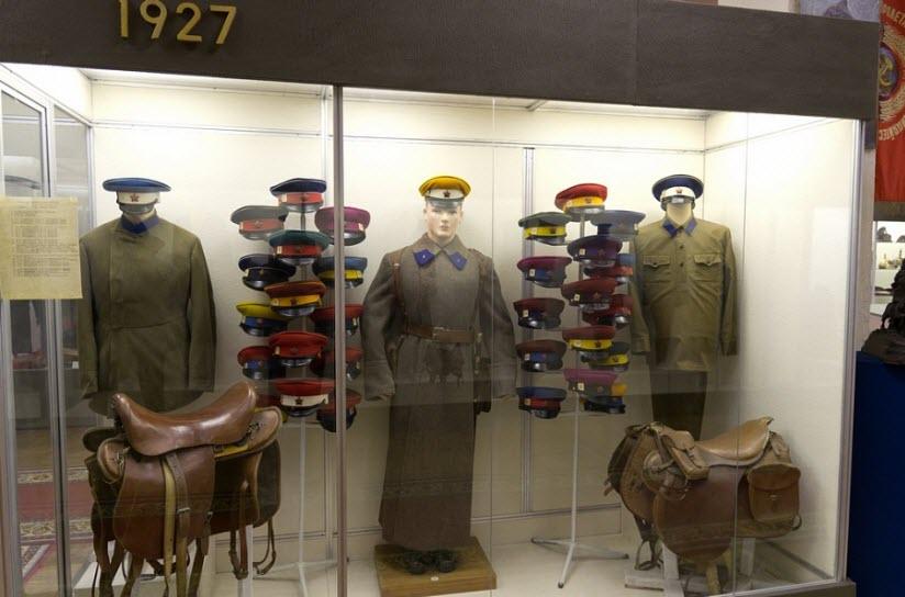 Музей военной формы одежды