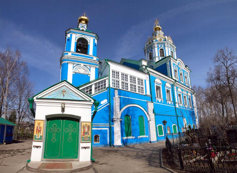 Николо-Архангельская церковь