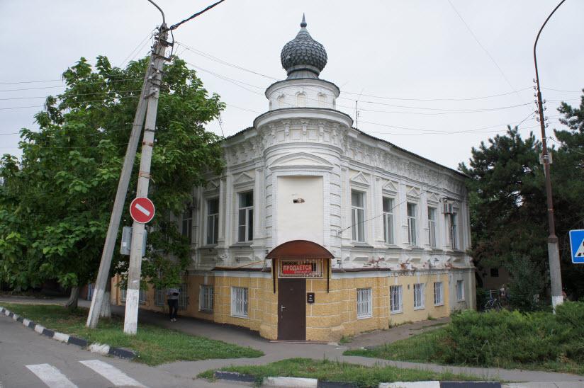Особняк Г.М Кирьякова
