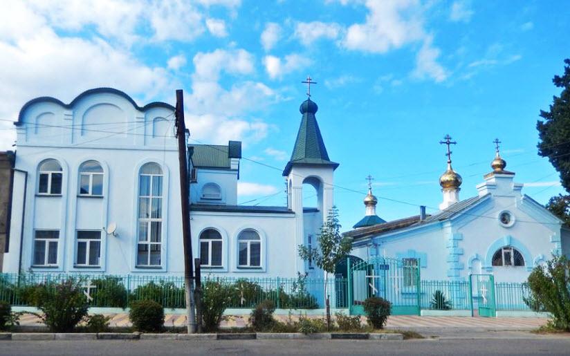 Покровская церковь