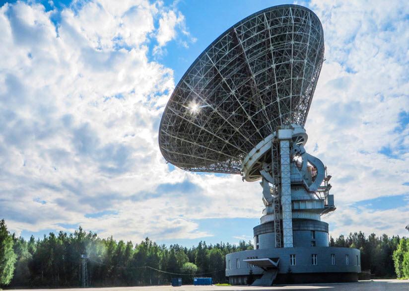 Радиотелескоп РТ-64