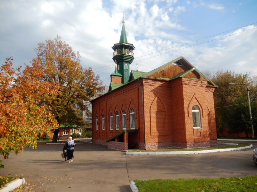 Щелковская мечеть