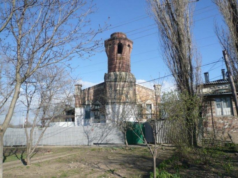 Здание старой суннитской мечети