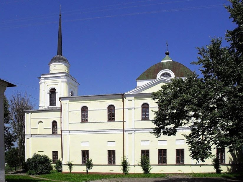 Аркадиевский монастырь