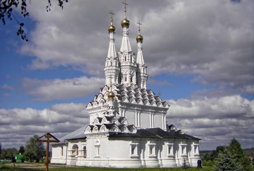 Храм иконы Матери Божией «Одигитрия»
