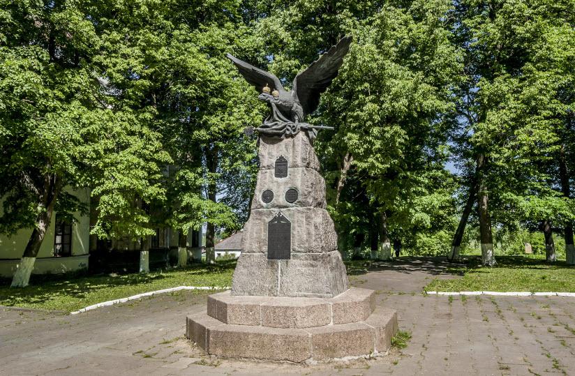 Памятник «Доблестным предкам»