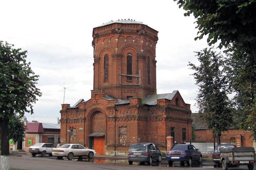 Шуйская водонапорная башня