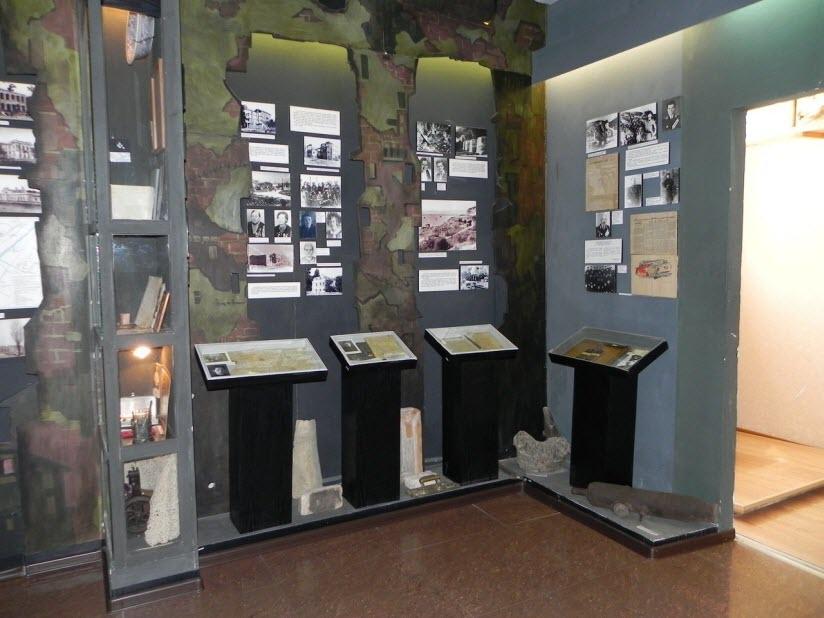 Музей обороны Туапсе