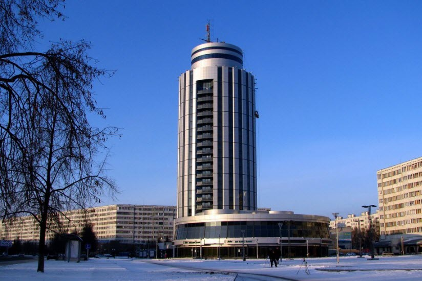 Башня «Тюбетейка»